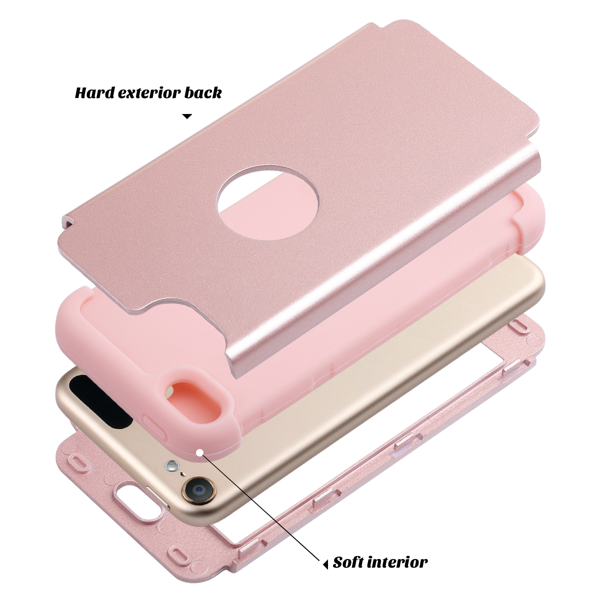Hybrid-Hard-Protective-Silicon-TPU-Case-for-Apple-iPod-Touch-5-6th-Generation thumbnail 102