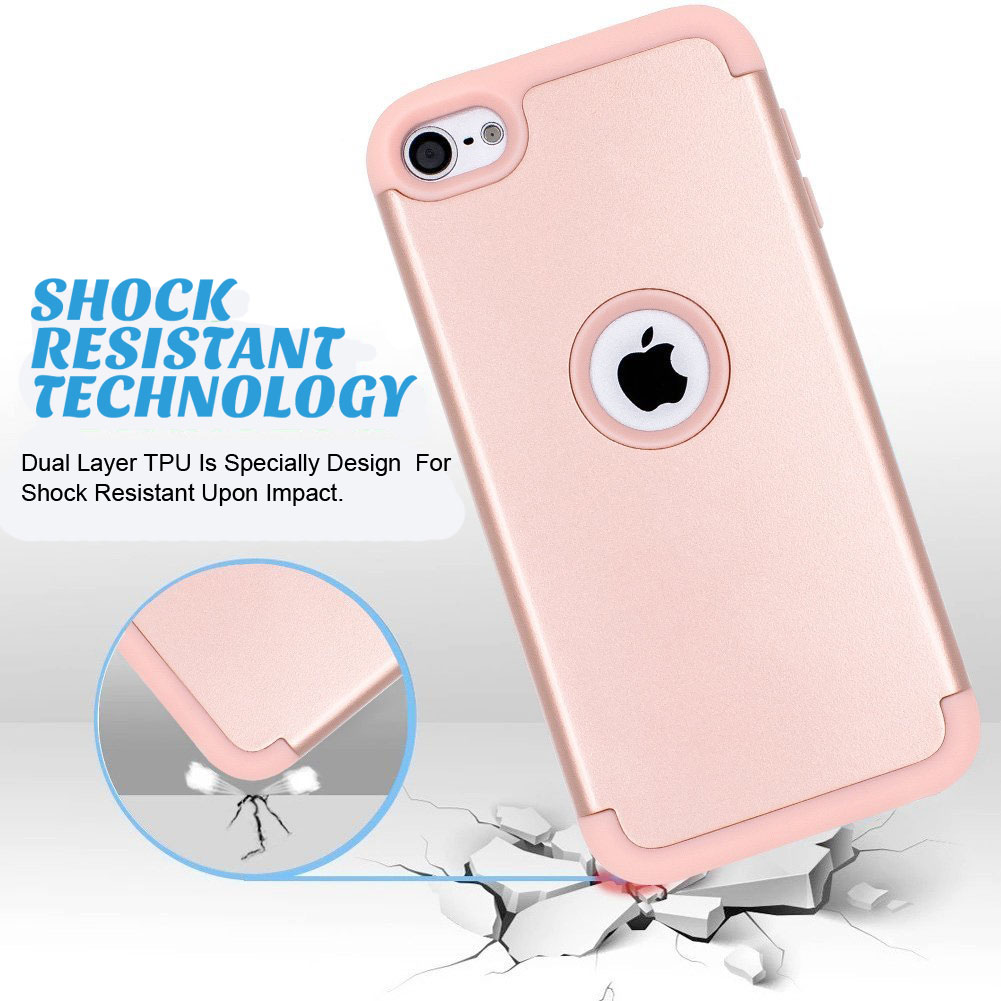 Hybrid-Hard-Protective-Silicon-TPU-Case-for-Apple-iPod-Touch-5-6th-Generation thumbnail 105