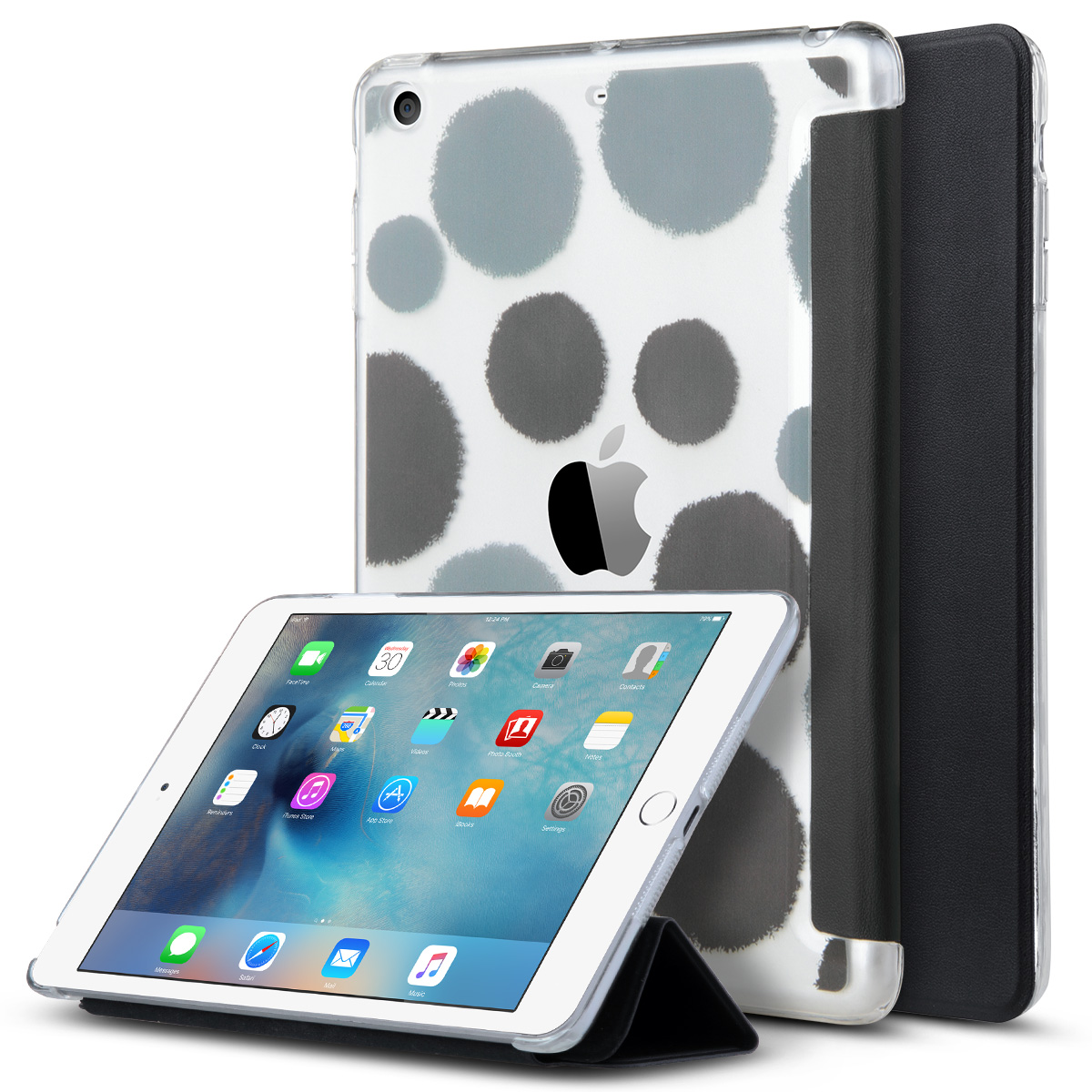 ultra slim magnetic leather smart cover case for ipad pro 9 7 ipad mini 1 2 3 ebay. Black Bedroom Furniture Sets. Home Design Ideas