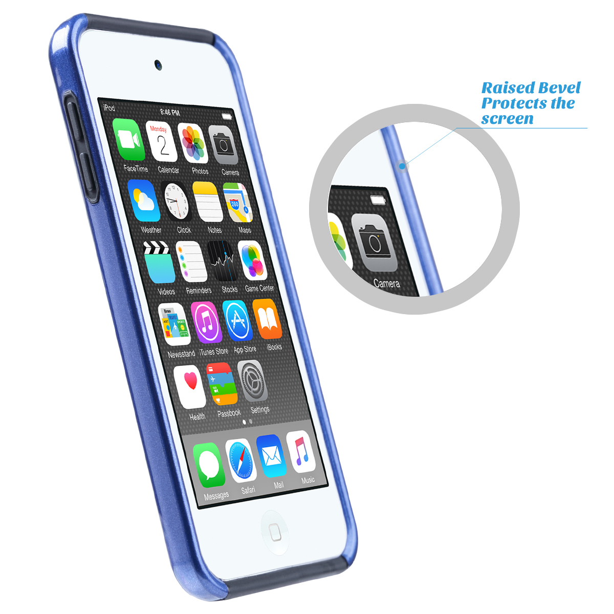 Hybrid-Hard-Protective-Silicon-TPU-Case-for-Apple-iPod-Touch-5-6th-Generation thumbnail 72