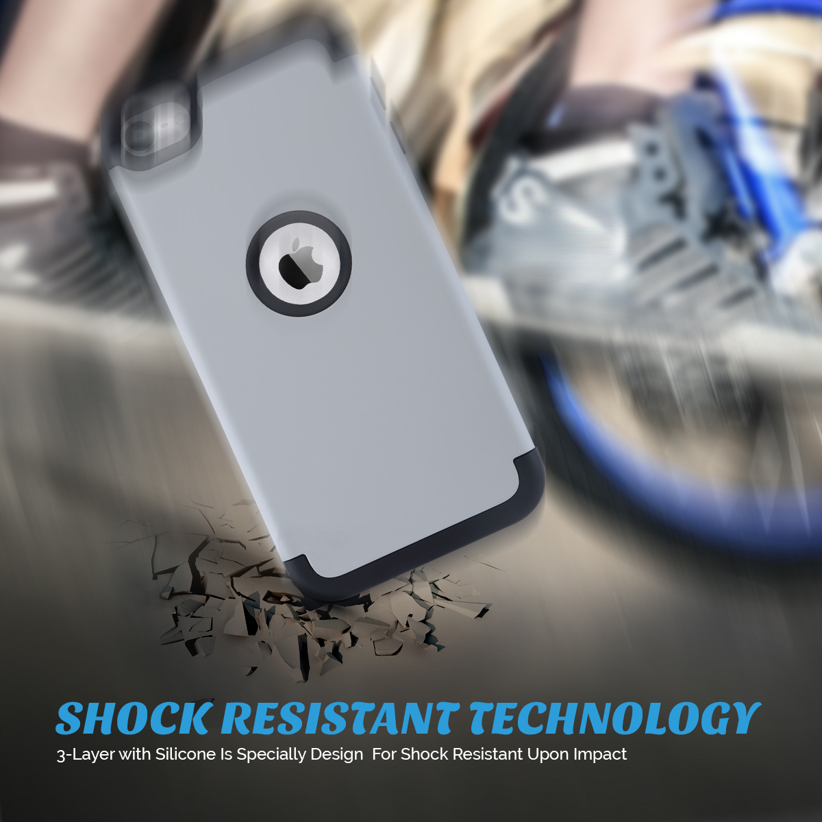 Hybrid-Hard-Protective-Silicon-TPU-Case-for-Apple-iPod-Touch-5-6th-Generation thumbnail 42