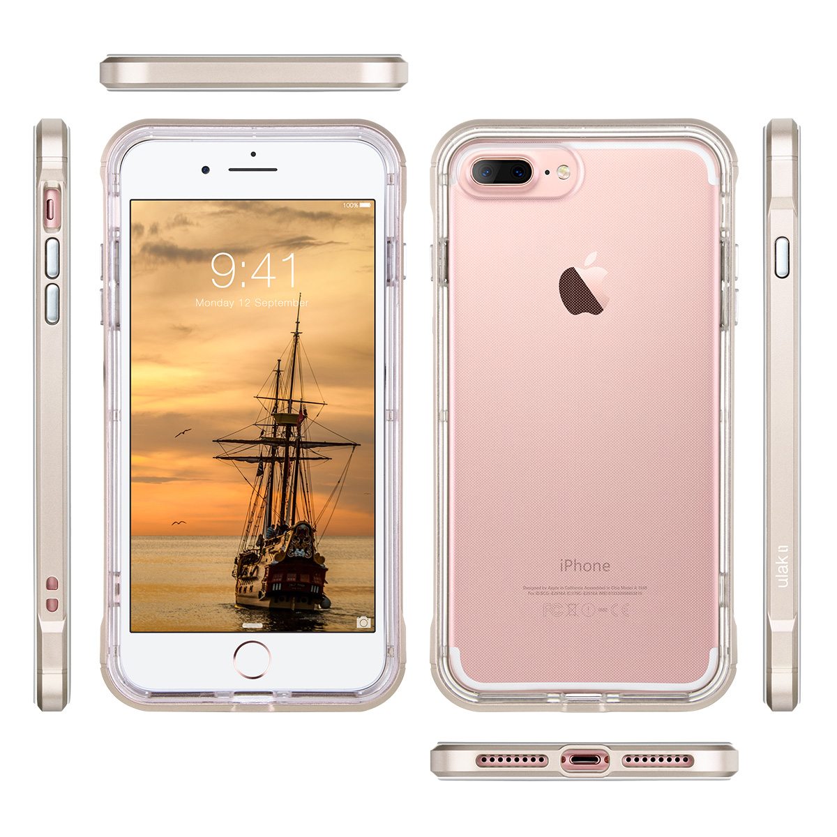 iphone 7 plus thick case