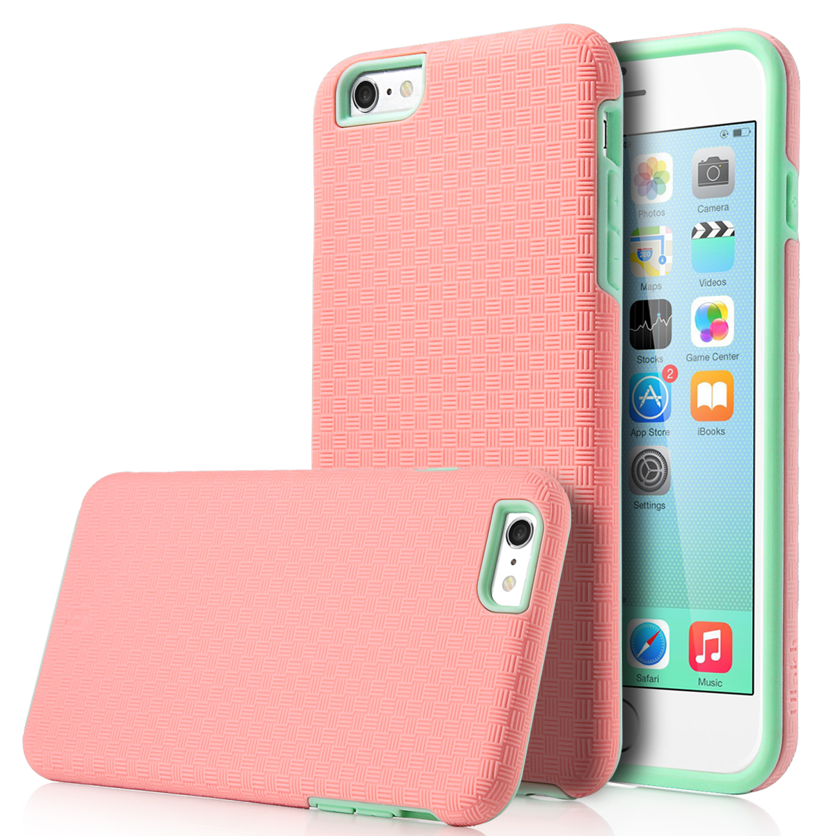 Iphone S Case Mint Green