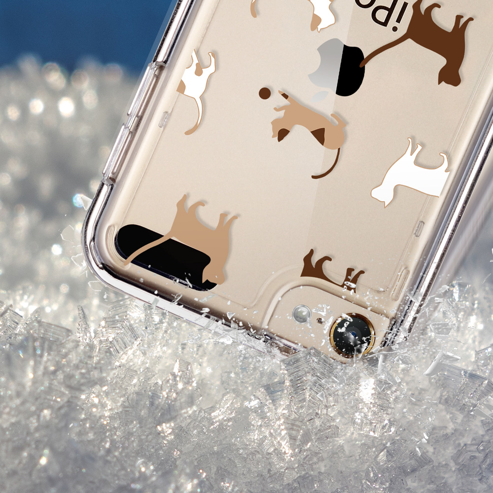 For-iPod-Touch-5-6th-7-Gen-Crystal-Clear-Back-Shockproof-Bumper-Hard-Case-Cover thumbnail 9