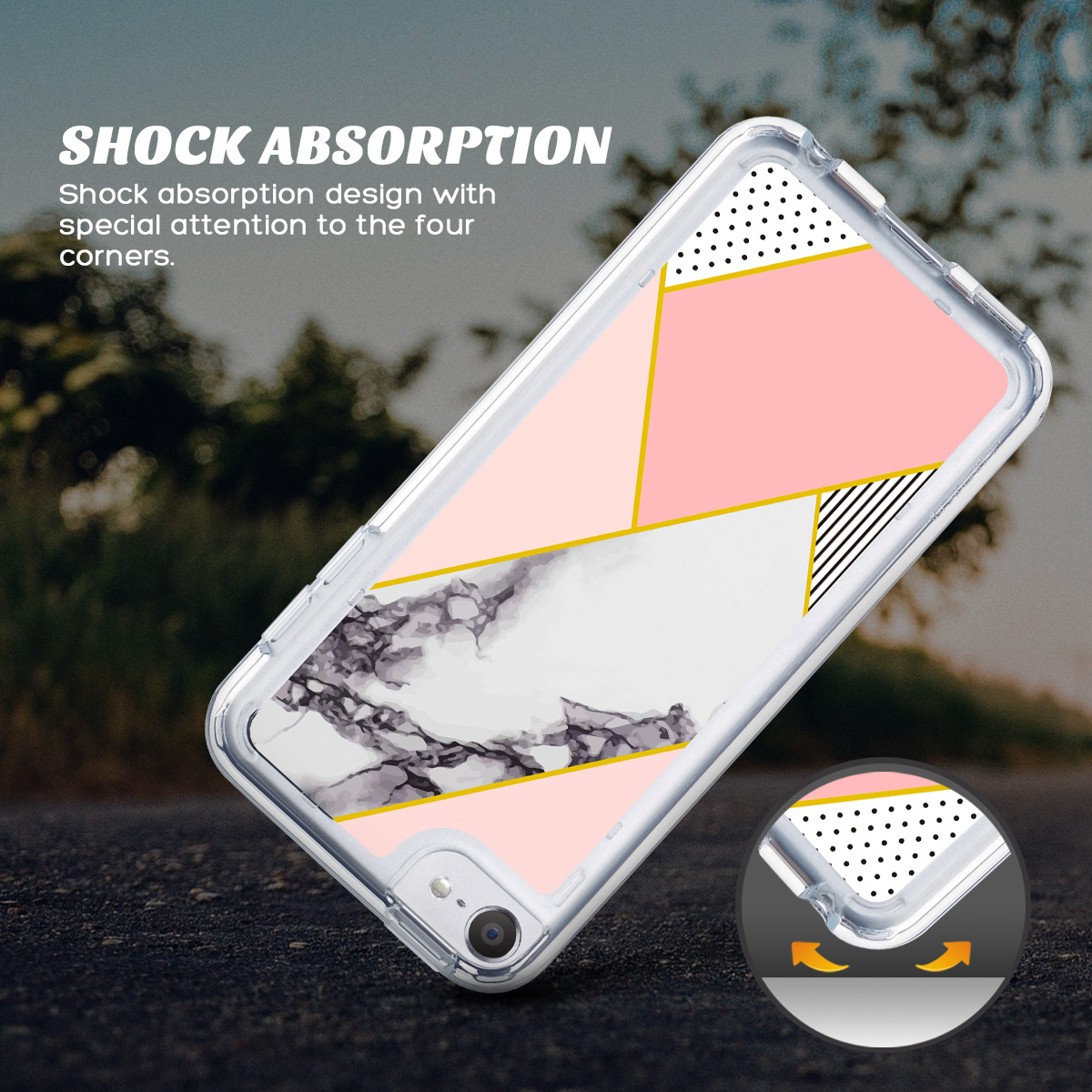 For-iPod-Touch-5-6th-7-Gen-Crystal-Clear-Back-Shockproof-Bumper-Hard-Case-Cover thumbnail 64