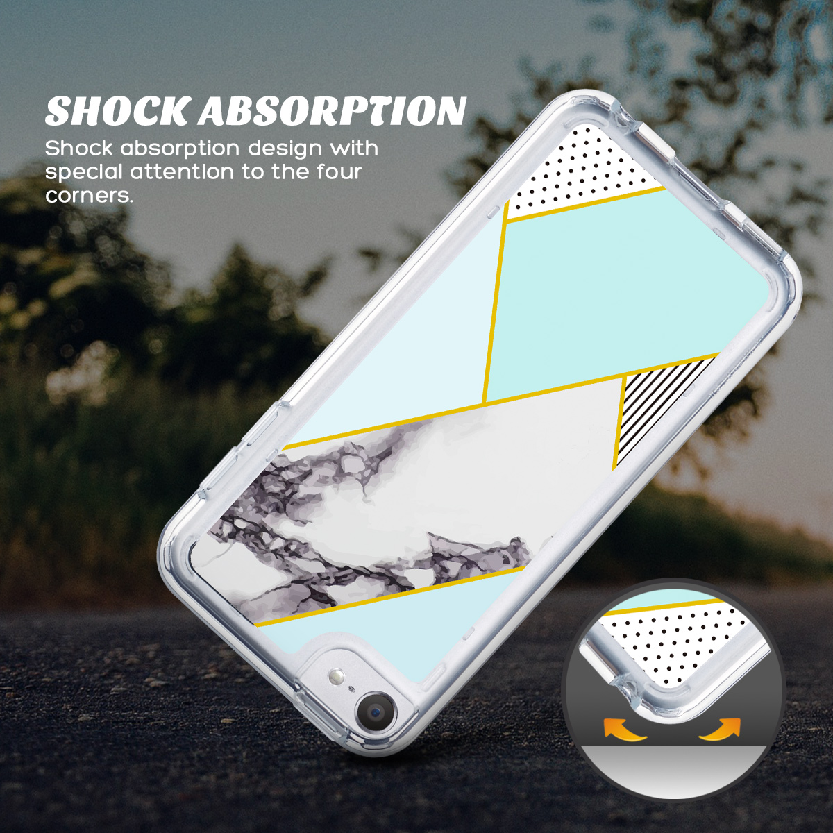 For-iPod-Touch-5-6th-7-Gen-Crystal-Clear-Back-Shockproof-Bumper-Hard-Case-Cover thumbnail 46