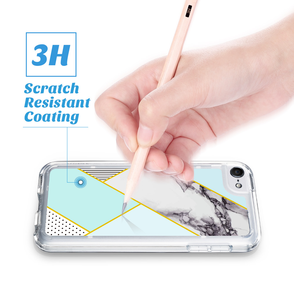 For-iPod-Touch-5-6th-7-Gen-Crystal-Clear-Back-Shockproof-Bumper-Hard-Case-Cover thumbnail 47