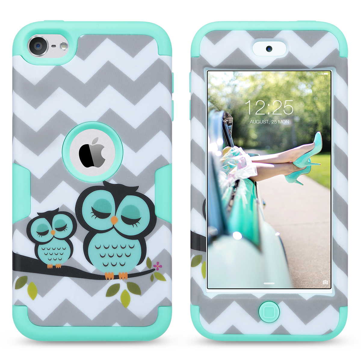 Hybrid-Hard-Protective-Silicon-TPU-Case-for-Apple-iPod-Touch-5-6th-Generation thumbnail 59