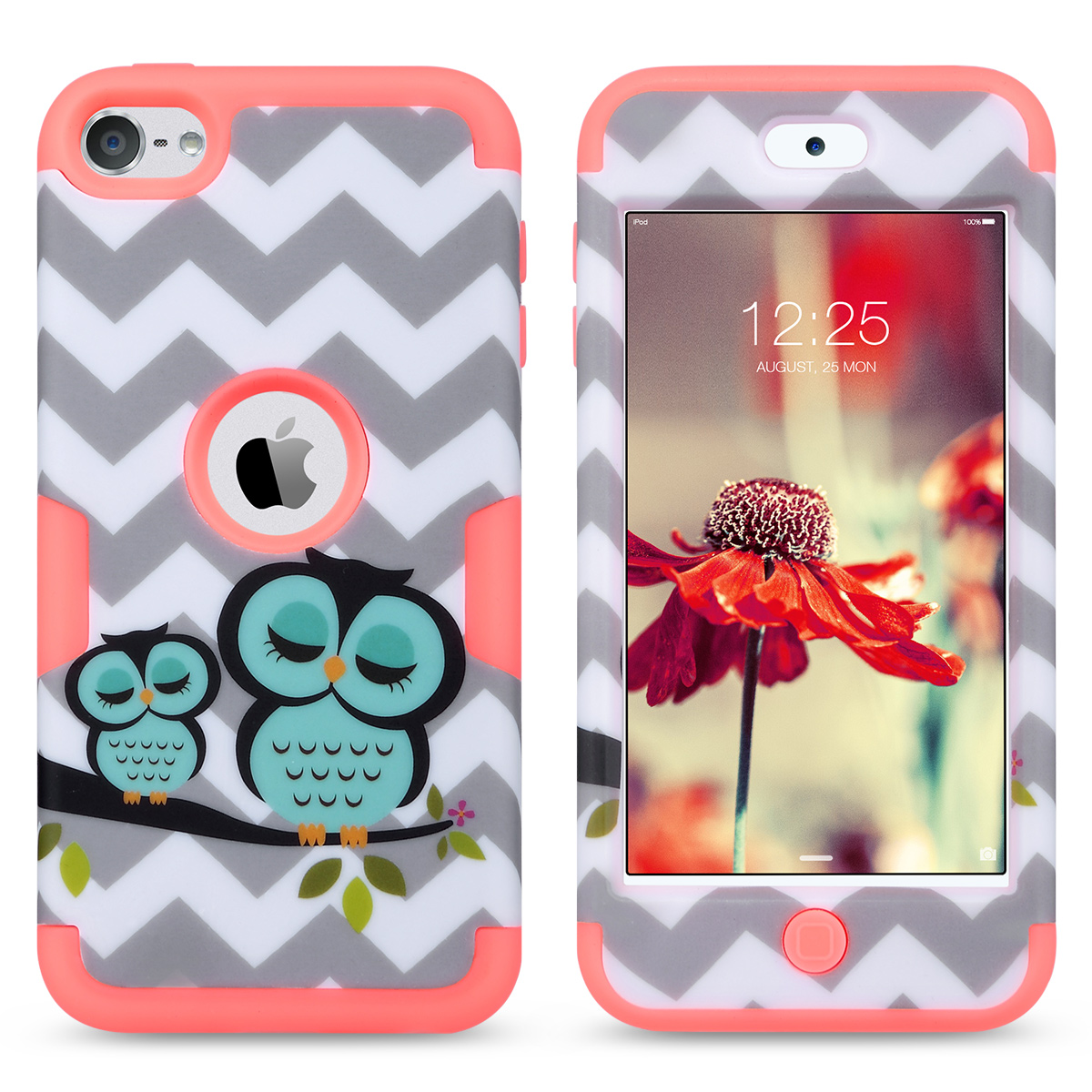 Hybrid-Hard-Protective-Silicon-TPU-Case-for-Apple-iPod-Touch-5-6th-Generation thumbnail 133