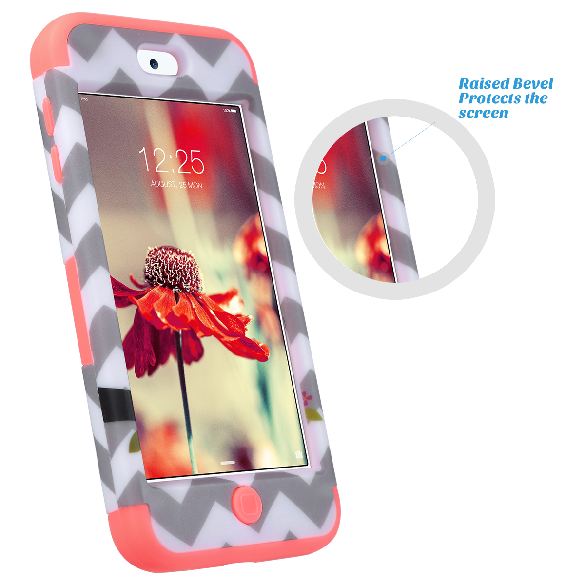 Hybrid-Hard-Protective-Silicon-TPU-Case-for-Apple-iPod-Touch-5-6th-Generation thumbnail 135