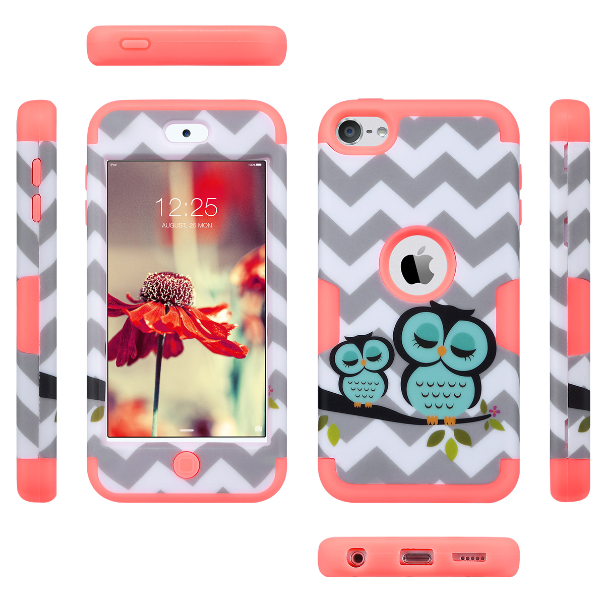 Hybrid-Hard-Protective-Silicon-TPU-Case-for-Apple-iPod-Touch-5-6th-Generation thumbnail 137