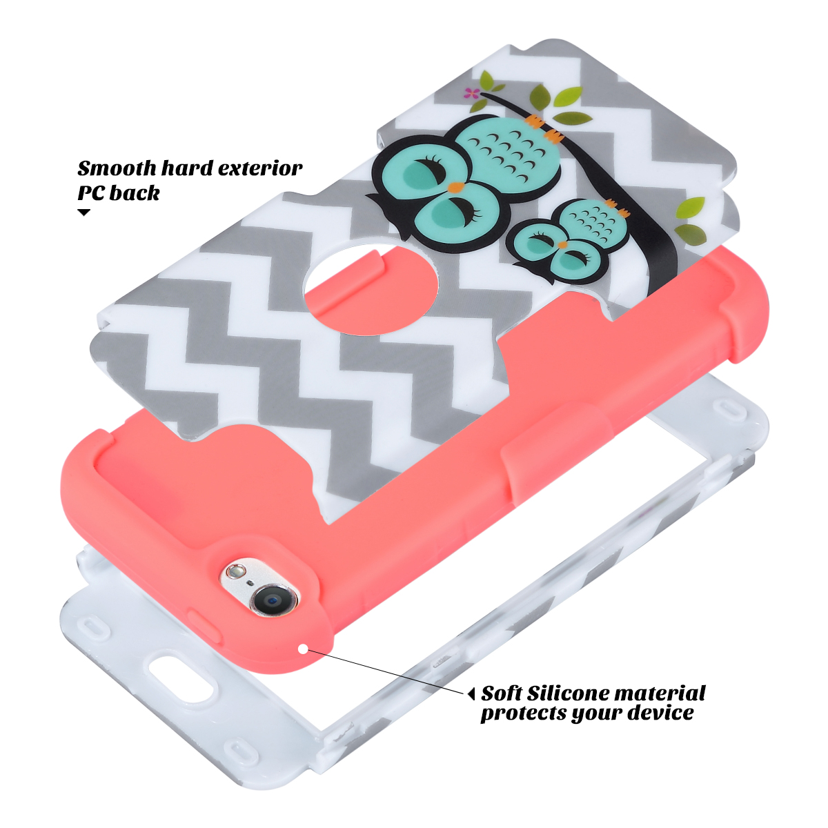 Hybrid-Hard-Protective-Silicon-TPU-Case-for-Apple-iPod-Touch-5-6th-Generation thumbnail 138