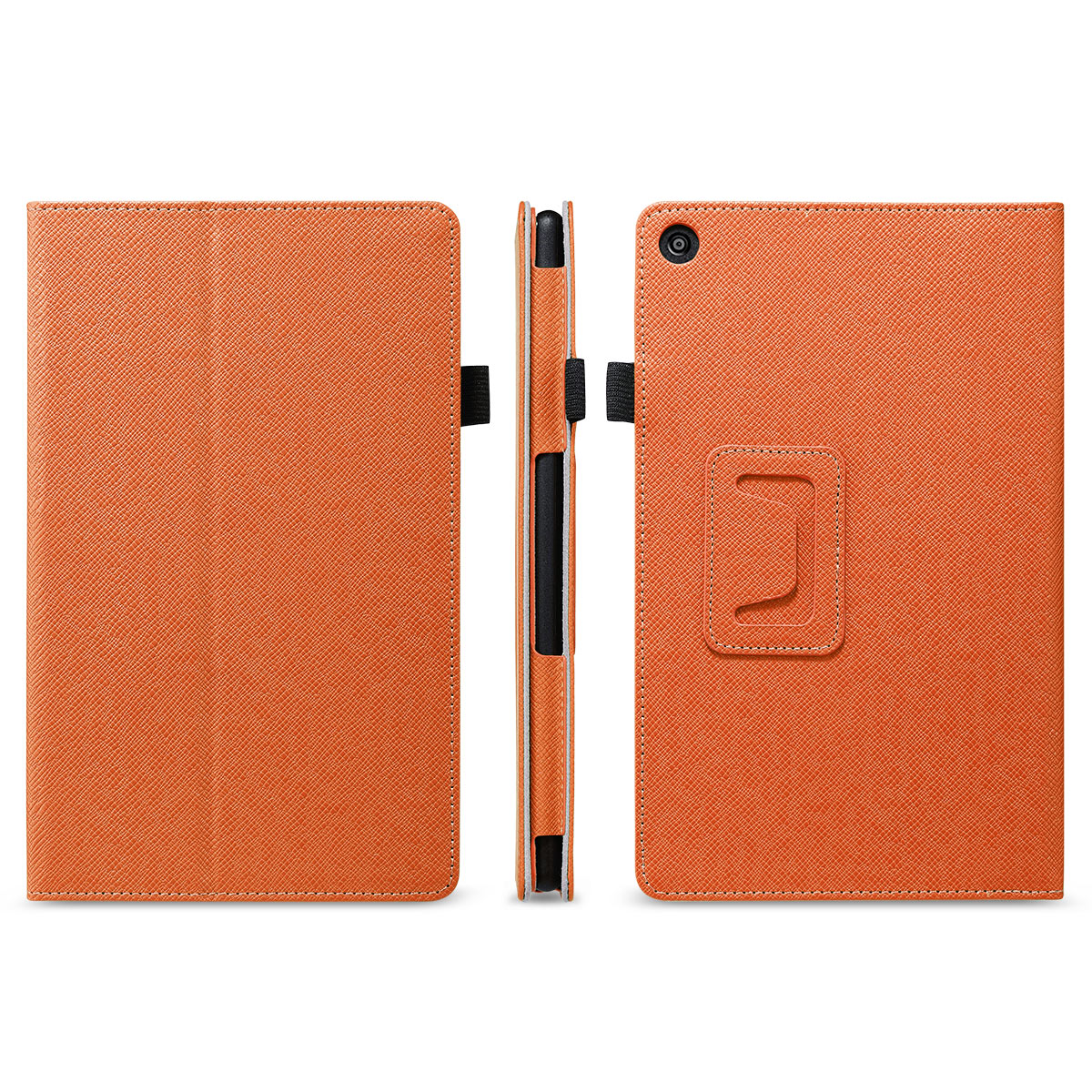 Flip-Wallet-Leather-Case-Cover-For-All-New-Amazon-Fire-HD-8-2016-Release-6th-Gen thumbnail 47