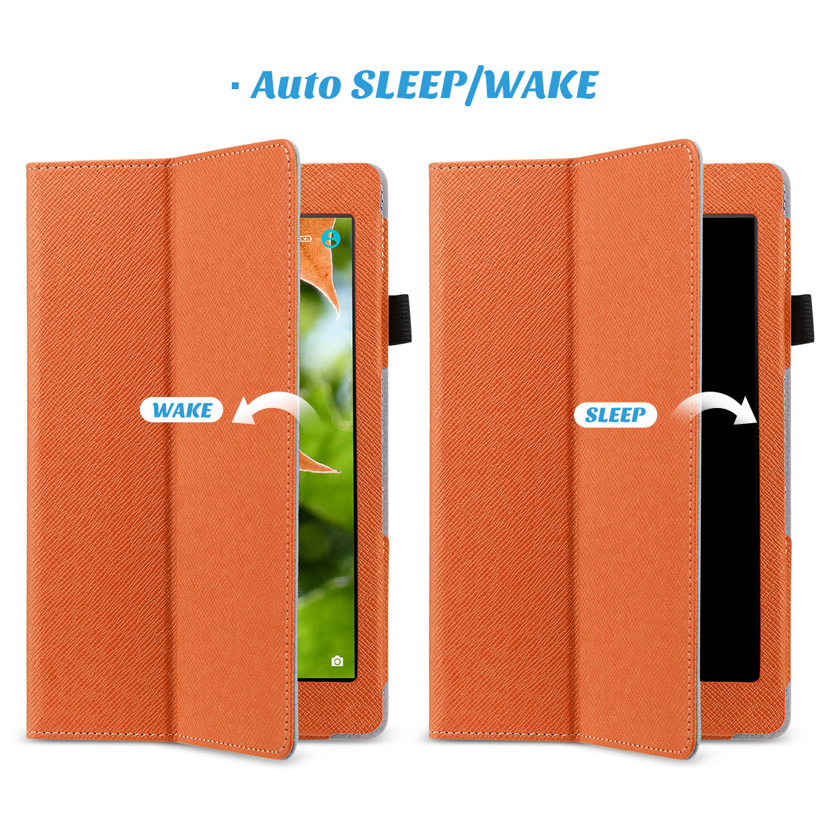 Flip-Wallet-Leather-Case-Cover-For-All-New-Amazon-Fire-HD-8-2016-Release-6th-Gen thumbnail 48
