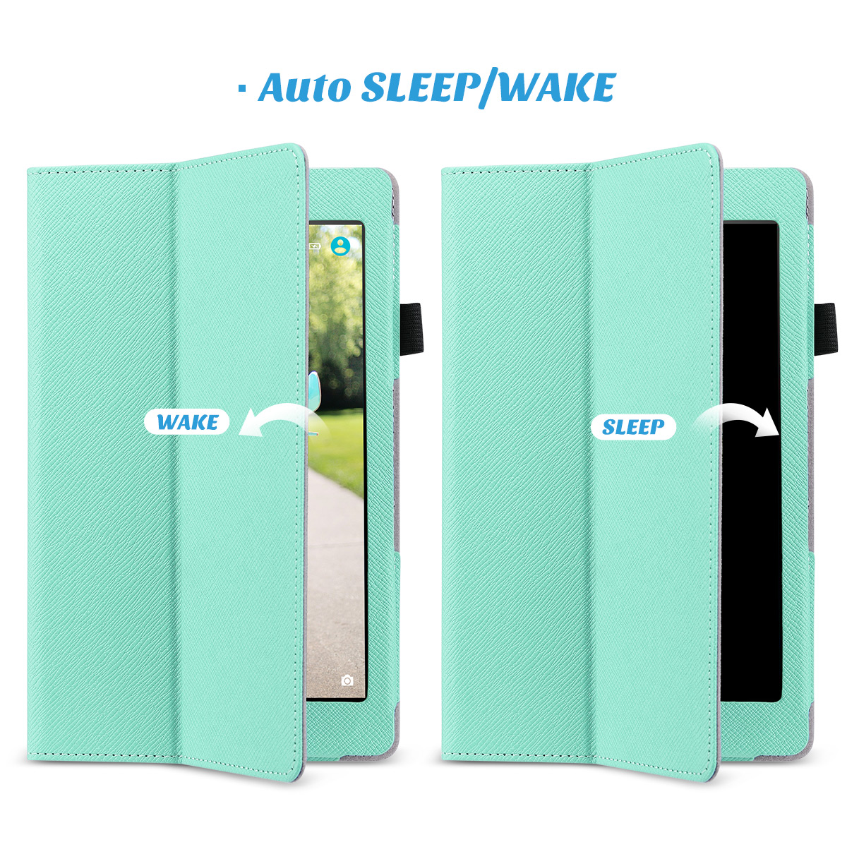 Flip-Wallet-Leather-Case-Cover-For-All-New-Amazon-Fire-HD-8-2016-Release-6th-Gen thumbnail 40