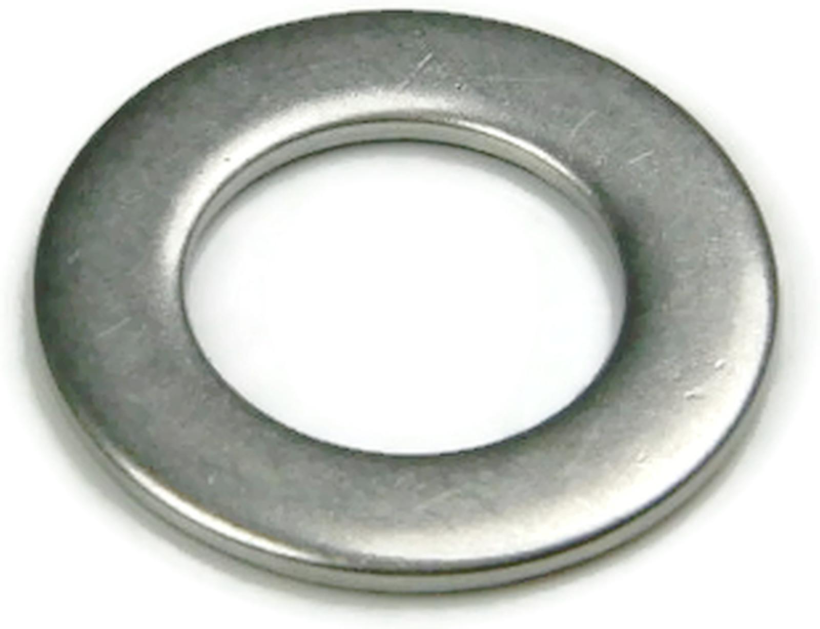 Stainless Steel Flat Washer Series 9C616 3//8 ID x .625 OD x 1//16 THK Qty 250
