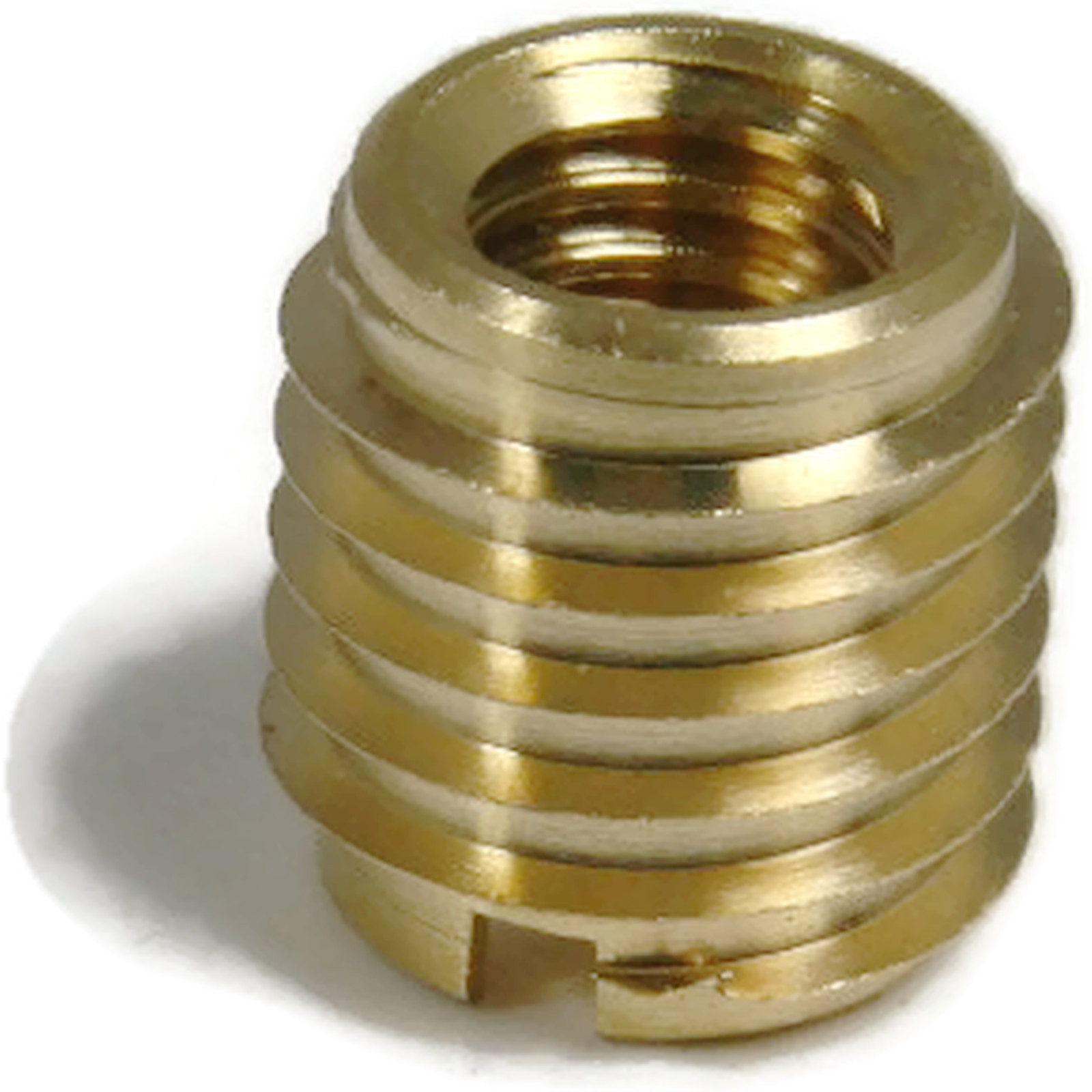 Thread Insert For Wood Solid Brass 400 M3 M3 X 375