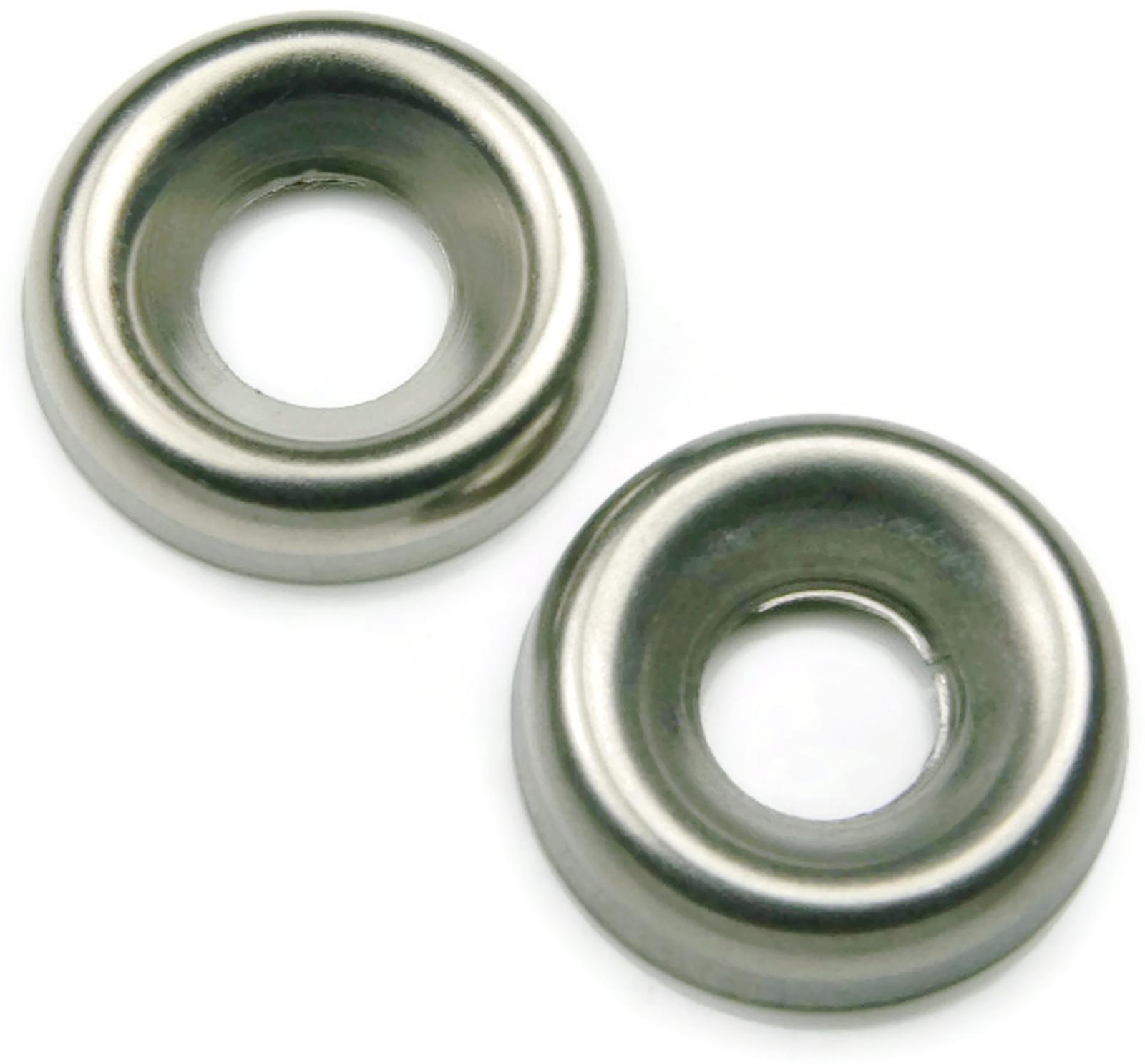 Stainless Steel Finishing Cup Washer 1/4, Qty 100代拍_海外代购 ...