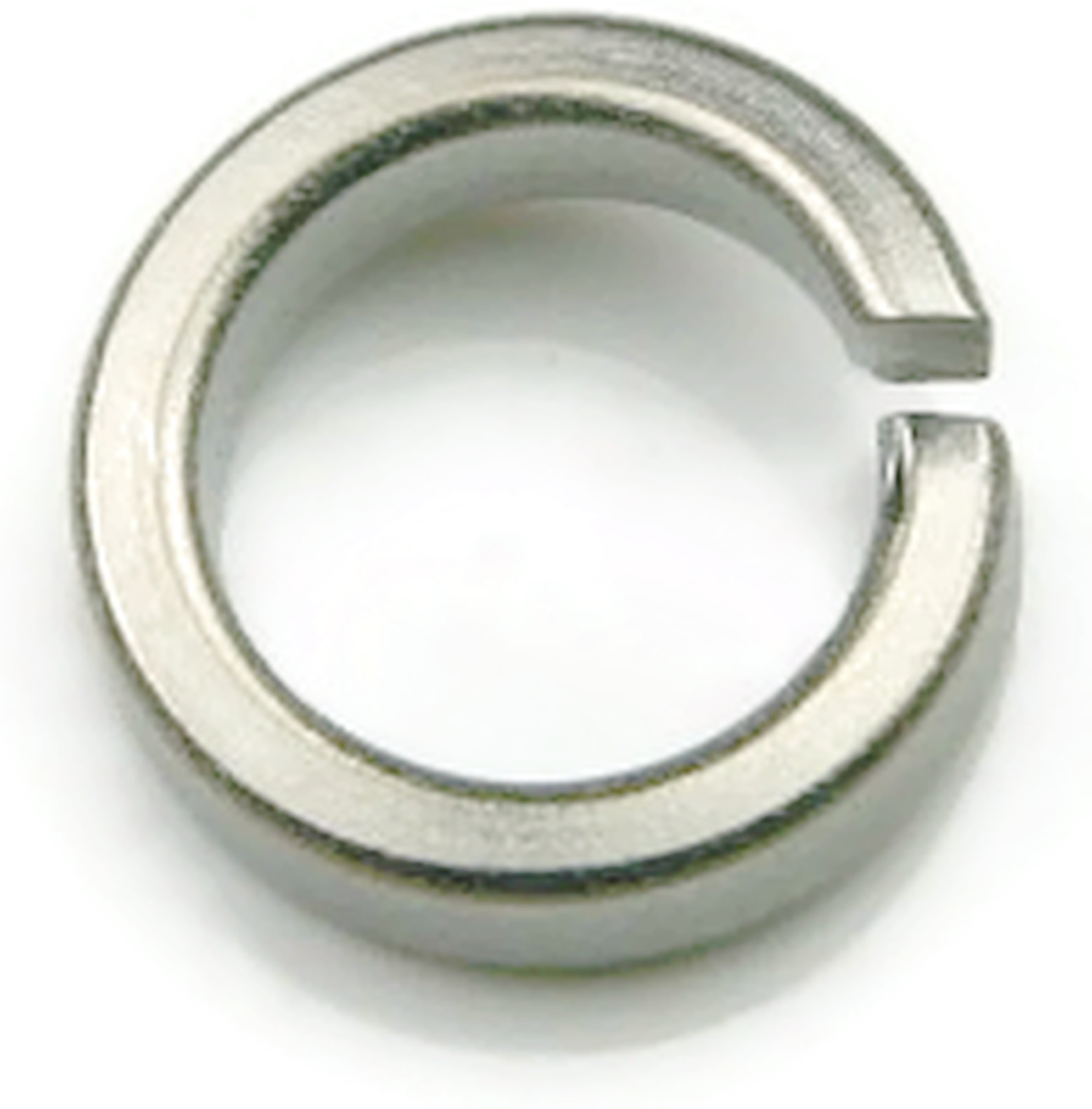 Qty 50 Stainless Steel SS High Collar Lock Washer 1//4