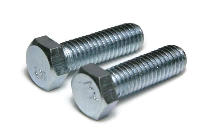 Hex Cap Screws Grade 2 Hex Bolt Zinc Plated 1 4 20 X 1 Ft Qty 100 720572117974 Ebay