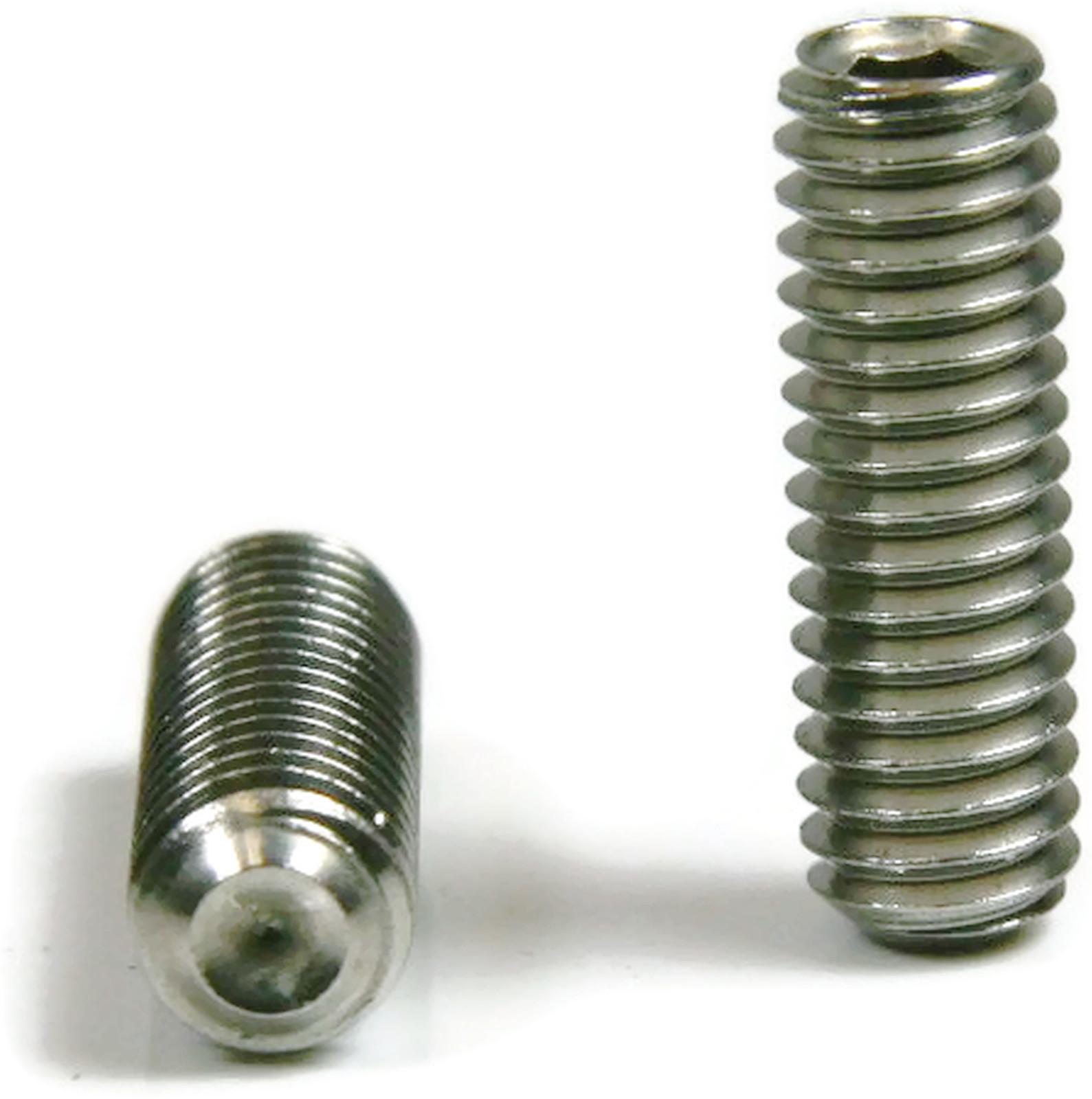 "#2-56 x 1//16/"" Coarse Thread Socket Set Screw Cup Pt Stainless Steel 18-8"