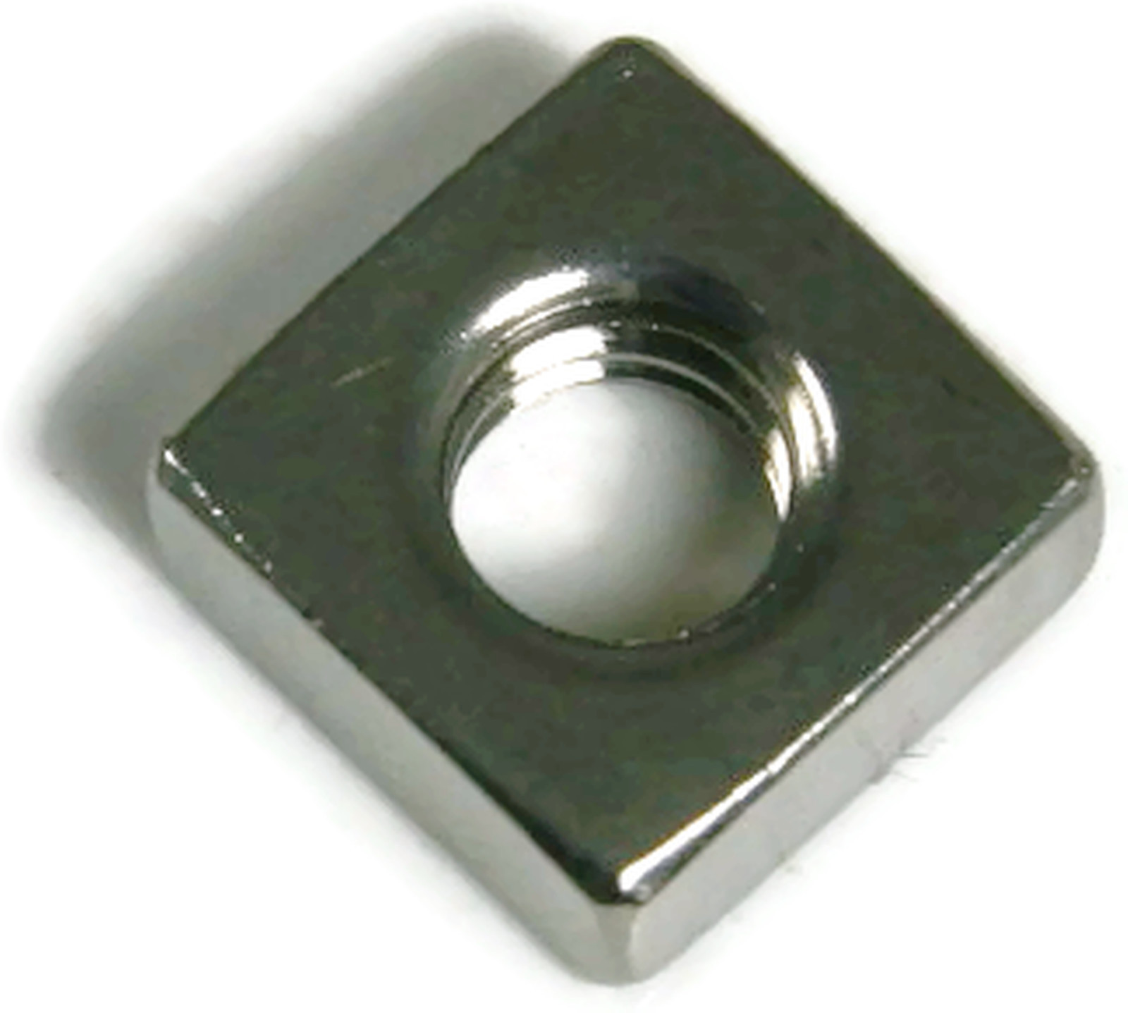 Square Nuts 4-40 Bag of 20