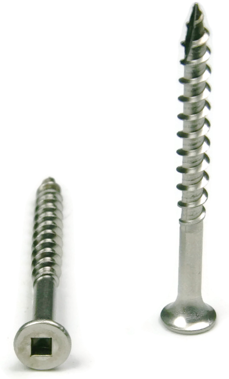 Stainless Steel Deck Screws Square Drive Wood 12 X 3 1 2