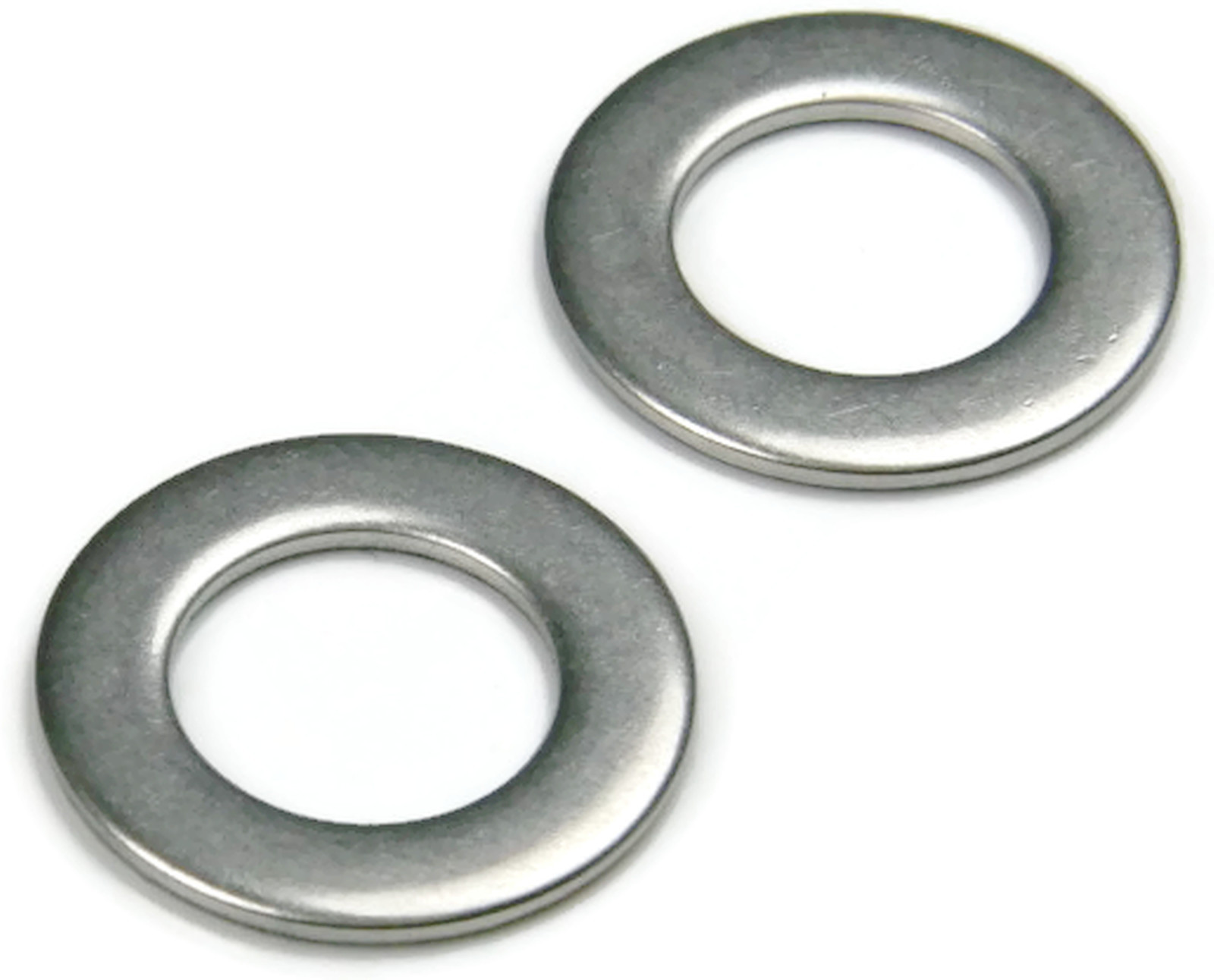 Qty 250 3//8 ID x .625 OD x 1//16 THK Stainless Steel Flat Washer Series 9C616
