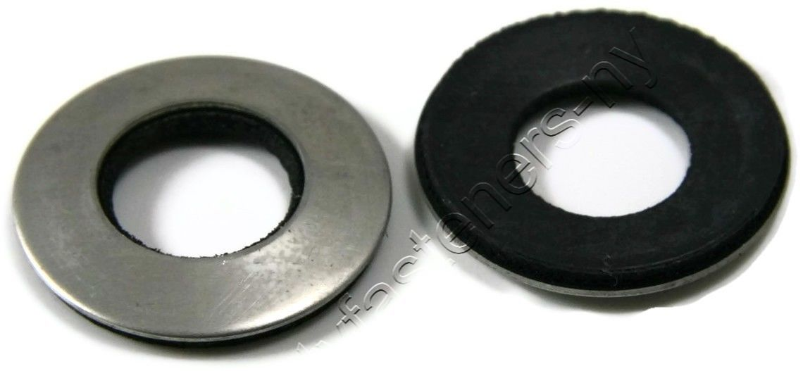 Stainless Steel Neoprene Rubber EPDM Washer for Roofing Screws #10 250//PCS