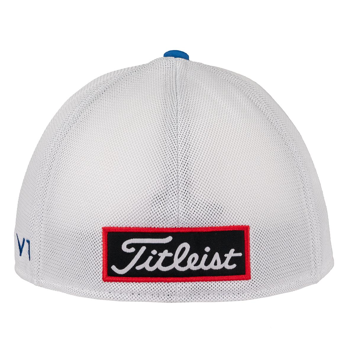5d448eb0af3 Titleist Men s Tour Sports Two-Tone Mesh Hat