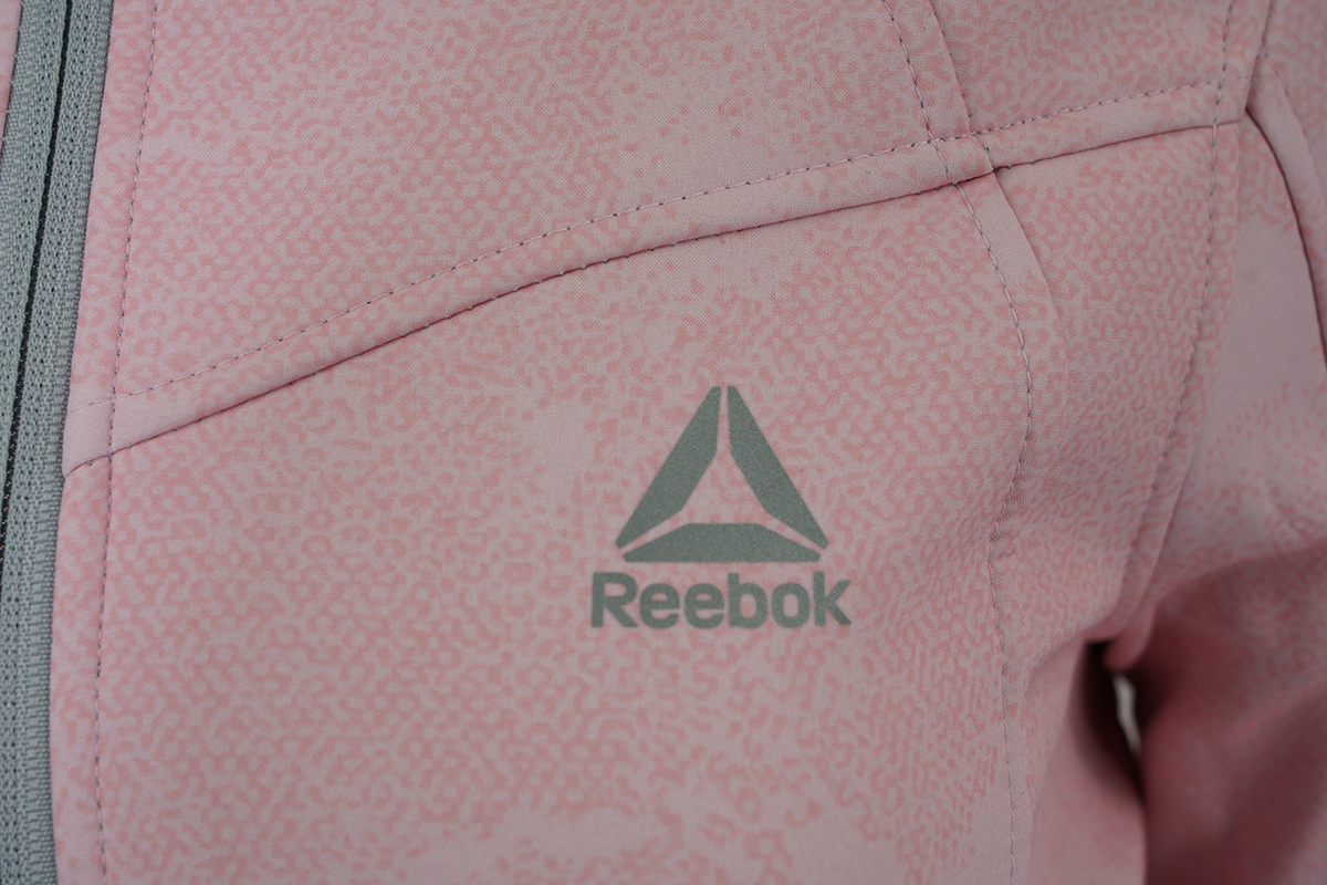 Reebok-Women-039-s-Softshell-Hooded-Jacket thumbnail 9