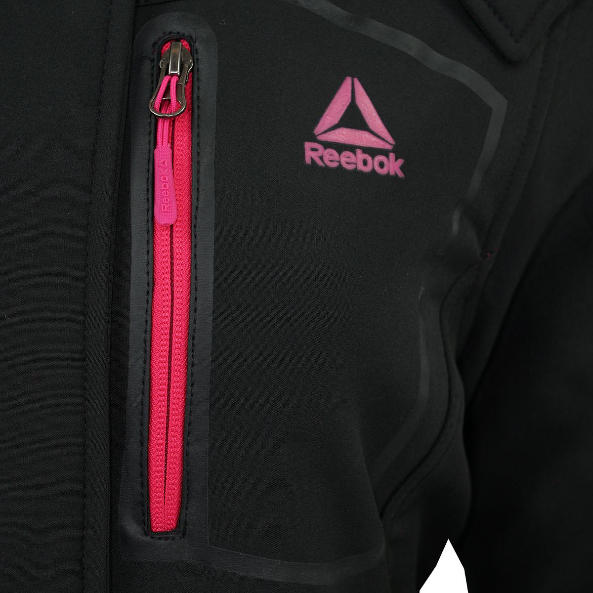Reebok-Women-039-s-Softshell-System-Jacket thumbnail 12
