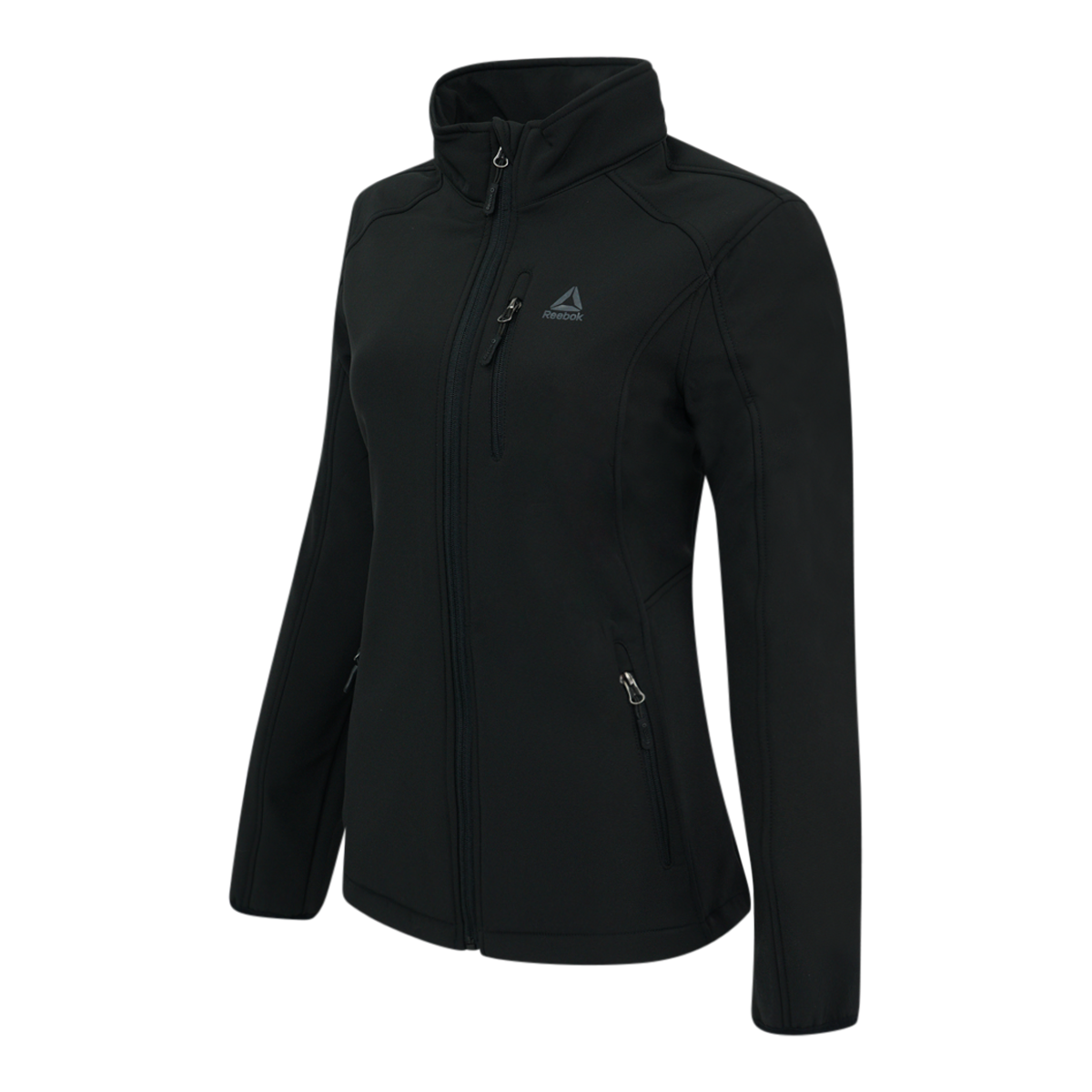 Reebok-Women-039-s-Full-Zip-Softshell-Jacket thumbnail 7