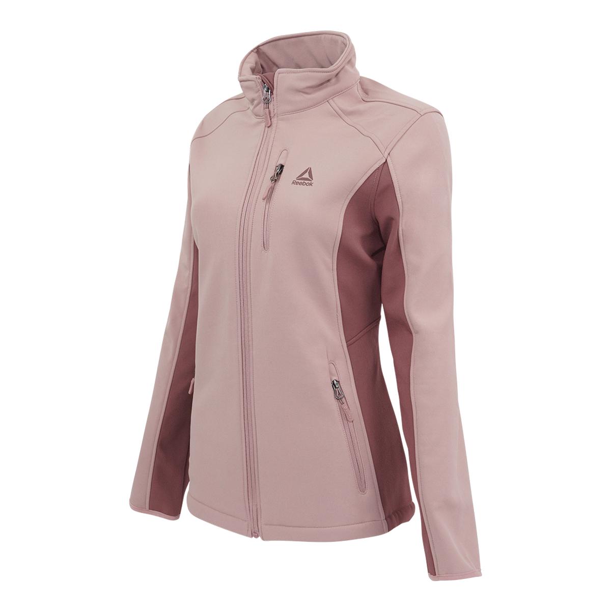 Reebok-Women-039-s-Full-Zip-Softshell-Jacket thumbnail 16