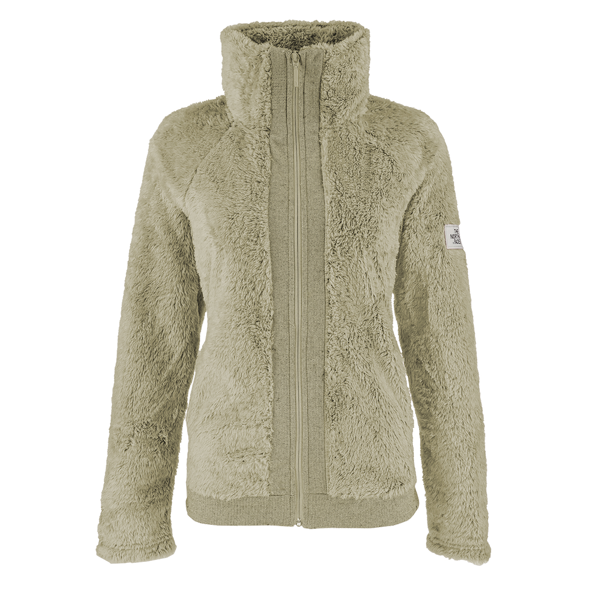 The North Face Women S Furry Fleece Full Zip Jacket Ebay
