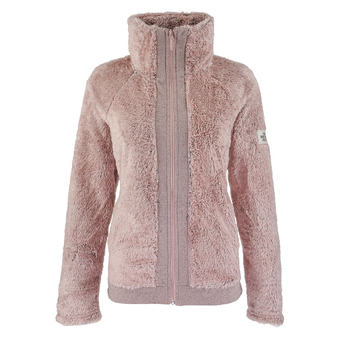 The North Face Women s Furry Fleece Full Zip Jacket  c755f77ae