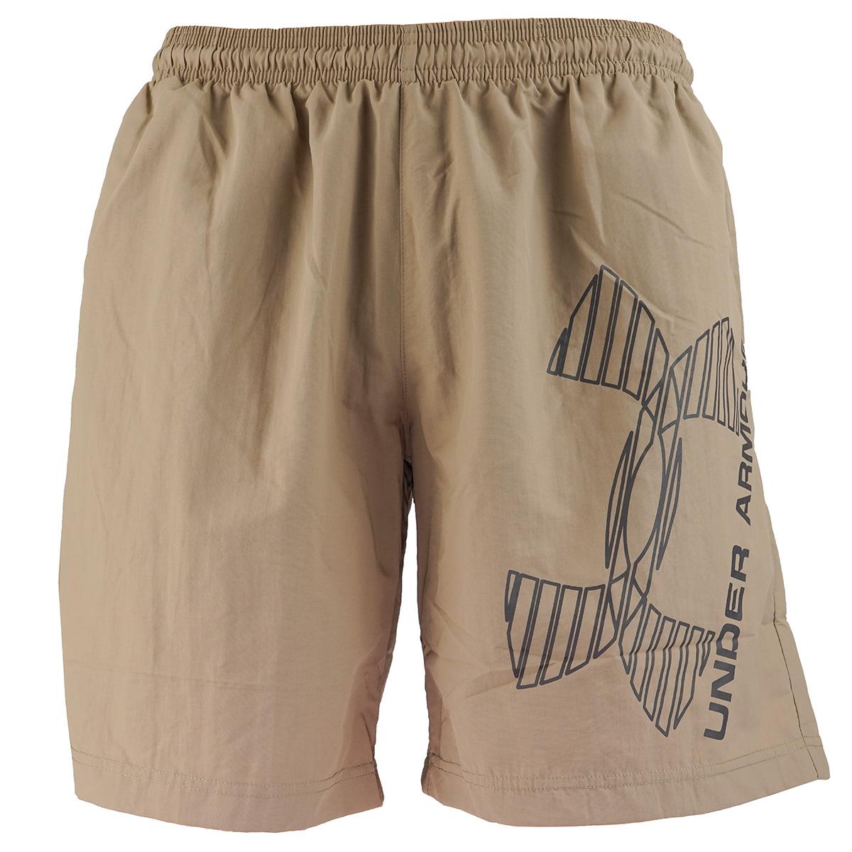 Under Armour Men's UA Big Logo Woven Shorts