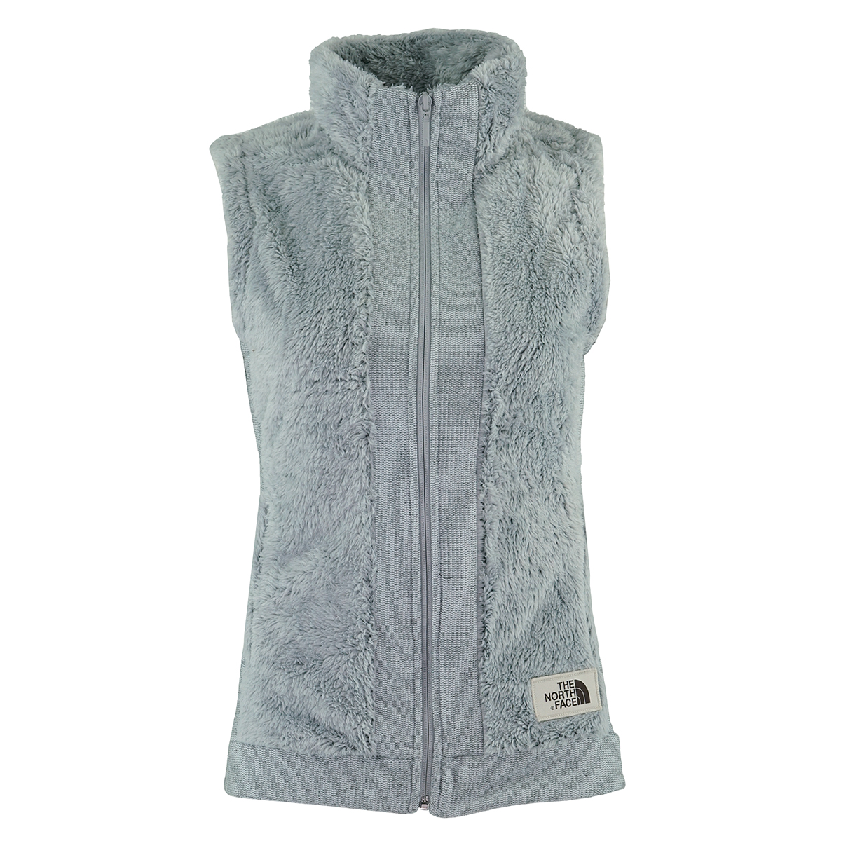 The North Face Women S Furry Fleece Vest Ebay