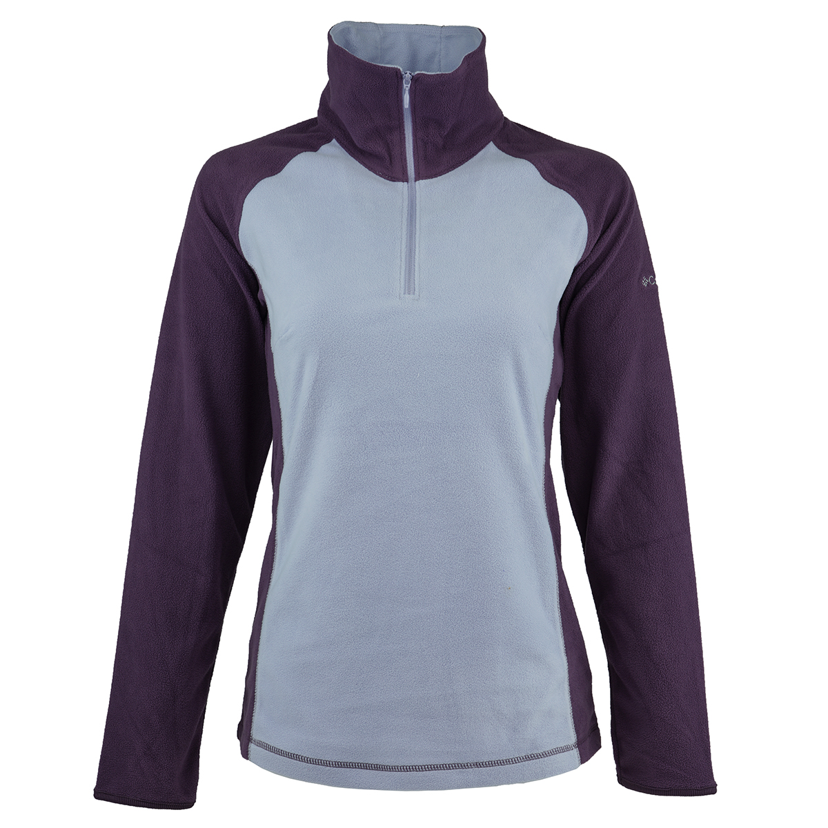 Columbia-Women-039-s-1-2-Zip-Arctic-Air-Fleece