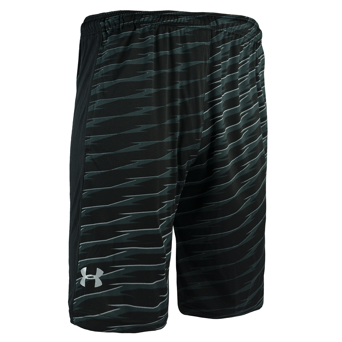 Under-Armour-Men-039-s-Woven-Graphic-Shorts thumbnail 2