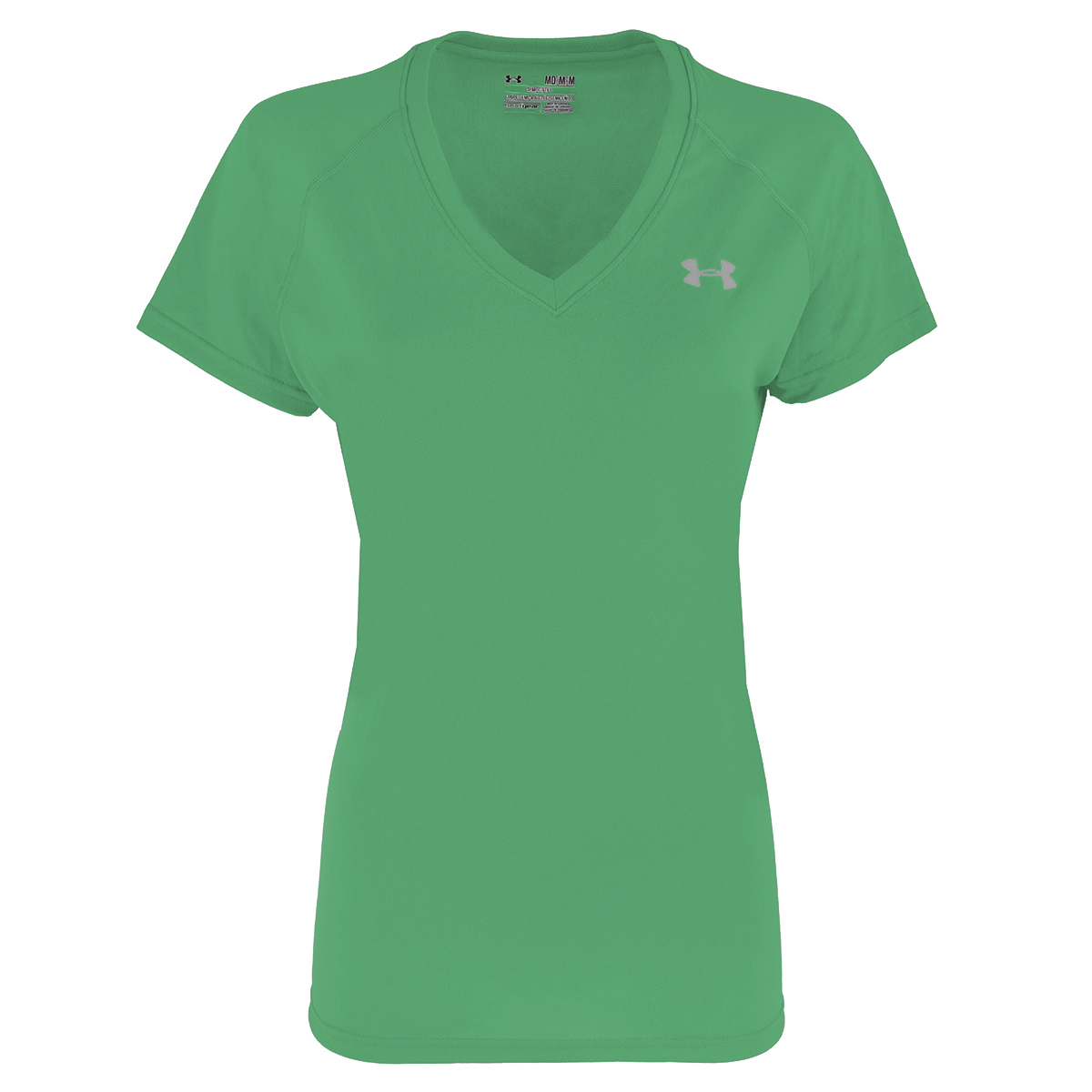 Under-Armour-Women-039-s-UA-Tech-V-Neck-T-Shirt