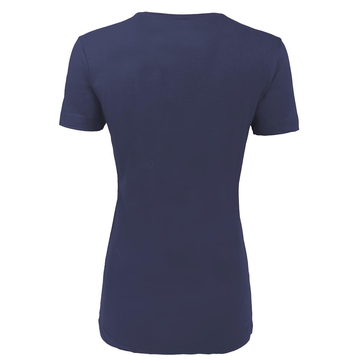 Nike-Women-039-s-Cotton-Slim-Fit-T-Shirt thumbnail 3
