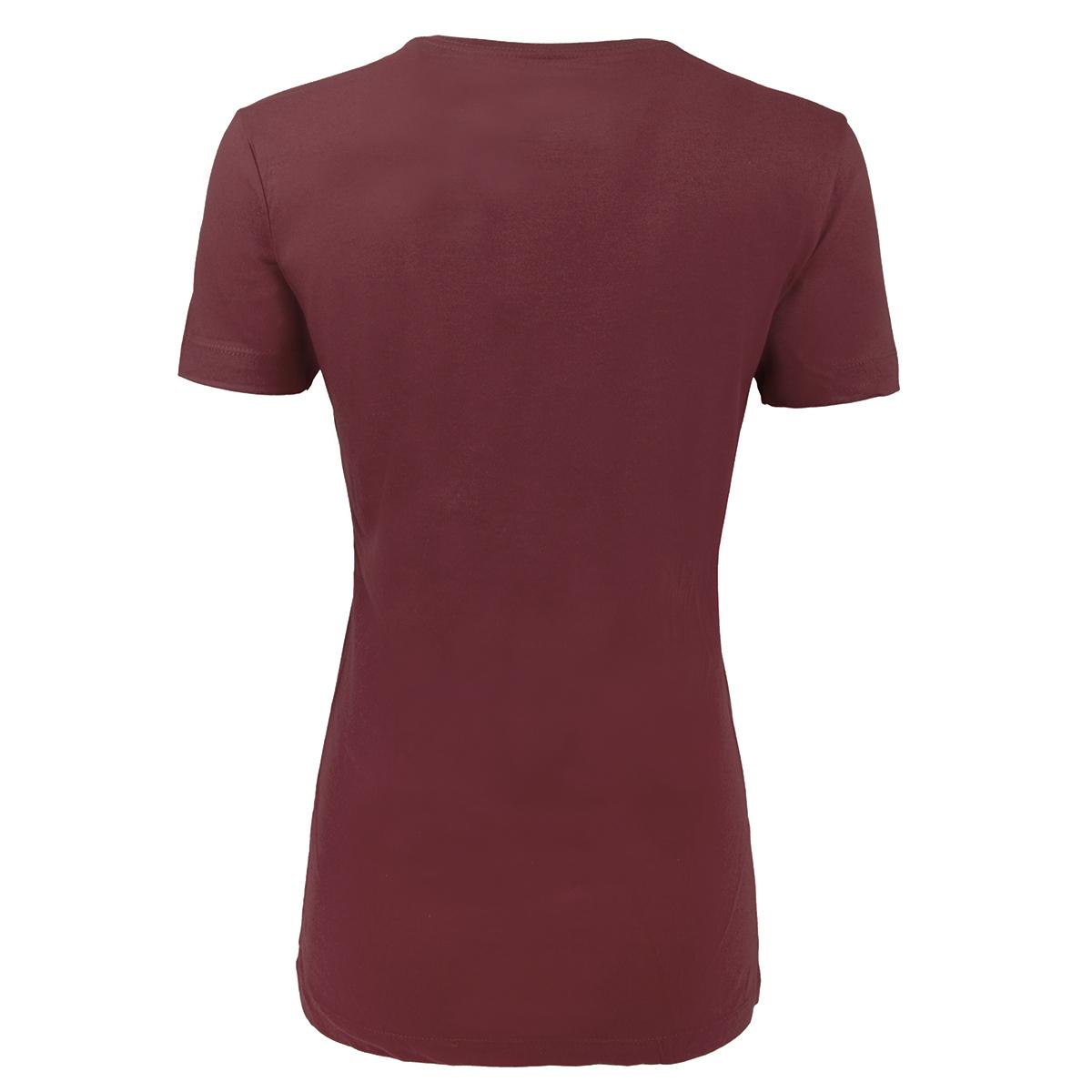 Nike-Women-039-s-Cotton-Slim-Fit-T-Shirt thumbnail 13