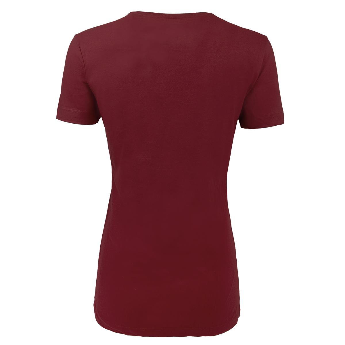Nike-Women-039-s-Cotton-Slim-Fit-T-Shirt thumbnail 11