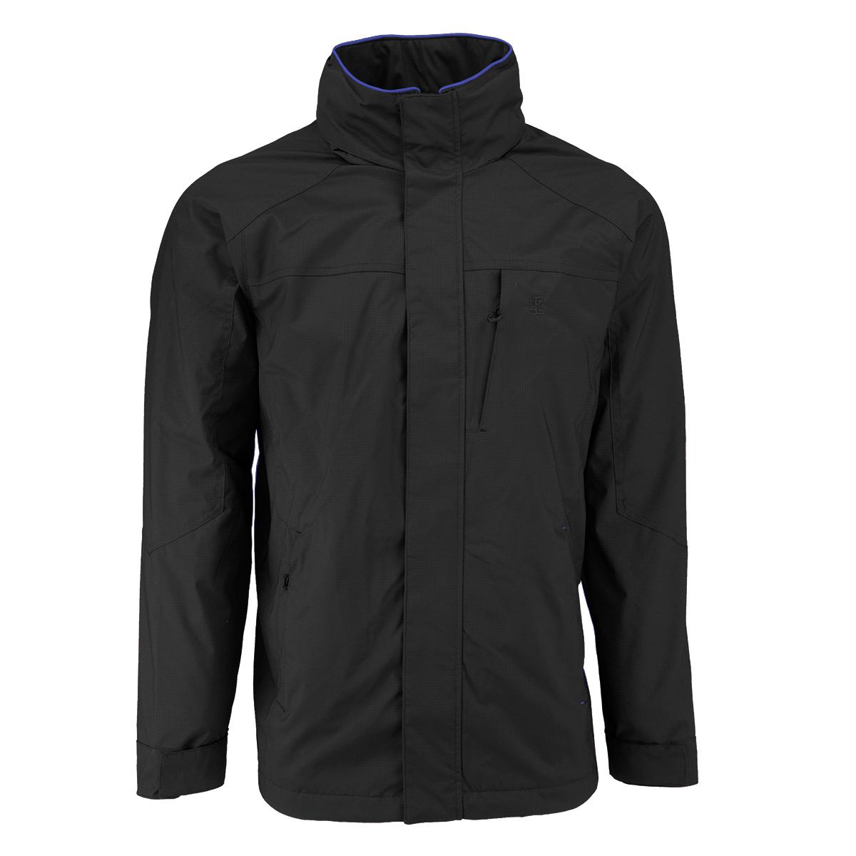 IZOD-Men-039-s-Midweight-Polar-Fleece-Lined-Jacket thumbnail 5
