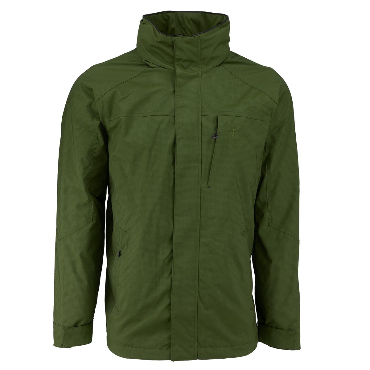 IZOD-Men-039-s-Midweight-Polar-Fleece-Lined-Jacket thumbnail 21