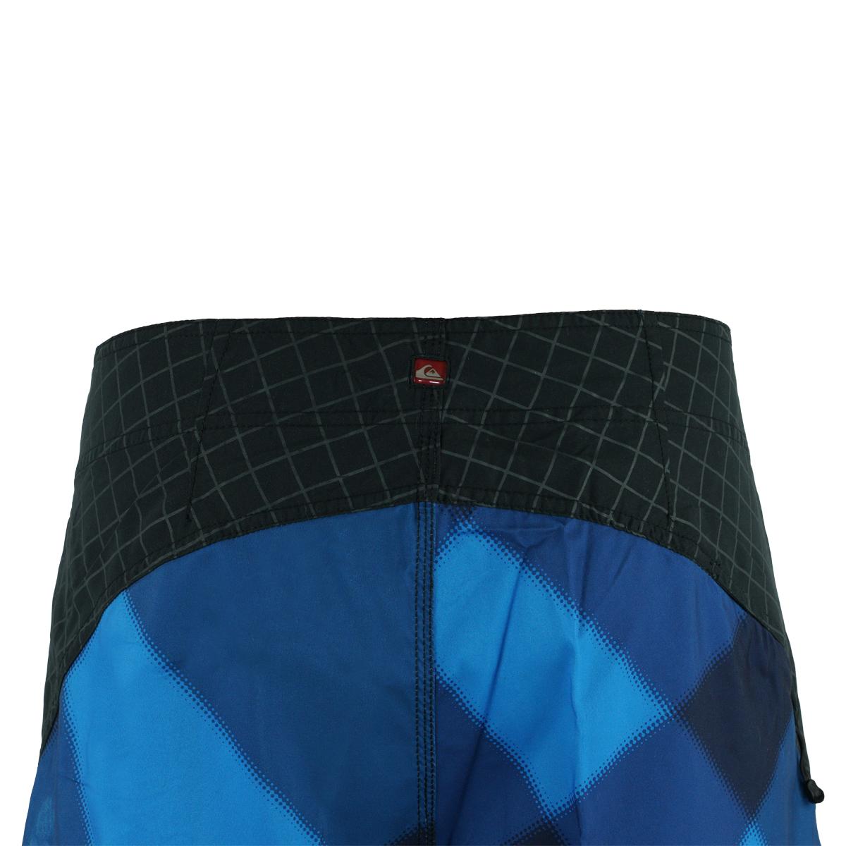 Quiksilver-Men-039-s-Geometric-Print-Boardshorts thumbnail 7