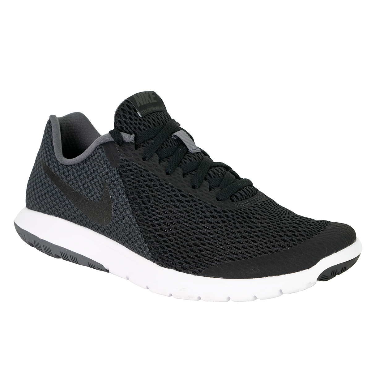 Nike Men s Flex Experience Run 6 Running Shoes Black 7 883212140913 ... eb7364bd5
