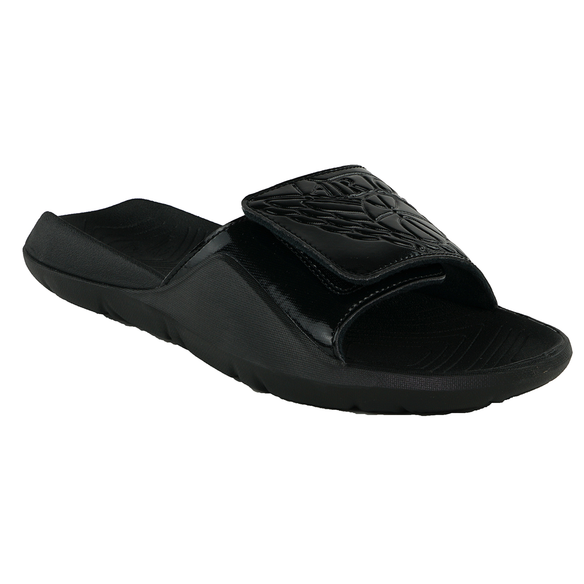 224de2ba0de5 Air Jordan Men s Hydro 7 Slide Sandals Black Black 11 884498883549 ...