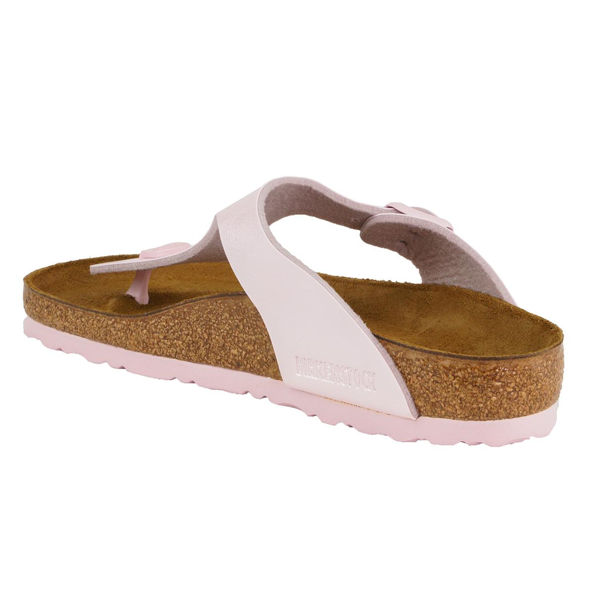 86c229b55b2f62 Birkenstock Gizeh Birko-Flor Sandals Graceful Rosa 38